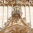 Detail of The Monastery of Batalha - Stock Photo