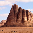 Royalty-Free Stock Photo: Wadi Rum desert