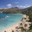 Stock Photo: Hanauma Bay