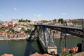 Vista do porto — Foto Stock