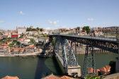 Vista do porto — Foto Stock