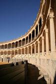 Arena de touradas em ronda, espanha — Foto Stock