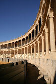 Bullfighting arena in Ronda, Spain — Foto Stock