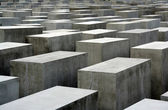 Holocaust Memorial, Berlin, Germany — Foto Stock