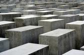 Memorial do holocausto, berlim, alemanha — Foto Stock