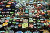 Cerâmica colorida — Foto Stock