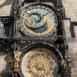 Astronomical clock, Prague — Stock Photo #9823482