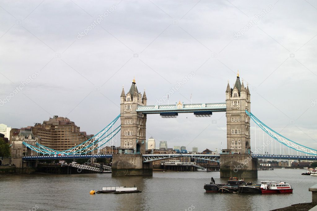 Tower Bridge, London  Stock Photo #9823192