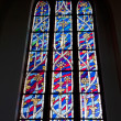Stained glass window — Stock Photo #9875931