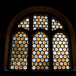 Stained glass window, — Stock Photo #9875989