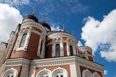Catedral de alexandre nevsky — Foto Stock