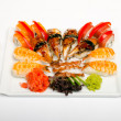 Sushi dish — Stock Photo #10707112