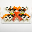 Sushi dish — Stock Photo #10707119