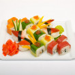 Sushi dish — Stock Photo #10707127
