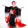 Geisha — Stock Photo #10721348