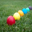 Easter eggs — Stock Photo #9777372