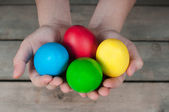 Easter hunt — Stock Photo