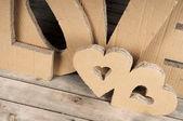 Lettres d'amour — Photo