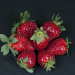 strawberrys — Stock fotografie
