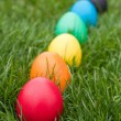 Easter eggs — Stock Photo #9859396