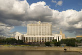 The house of the Government of Russia — Stock Photo