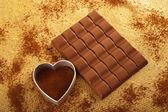 Cacao e cioccolato — Stock Photo