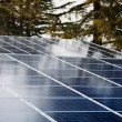 Solar panels — Stock Photo #10423142
