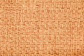 Woven fabric background — Stock Photo