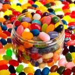 Jelly beans — Stock Photo