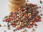 Mixed pepper — Stock Photo