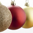 christmas balls — Stock Photo #9918440