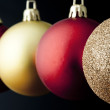 christmas balls — Stock Photo #9918497