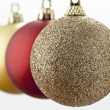 christmas balls — Stock Photo #9943154