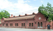 Count Orlov's stables — Stock Photo