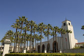 Union station, los angeles, ca — Stock Photo