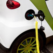 Electric vehicle — Stock Photo #9763954