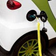Stock Photo: Electric vehicle