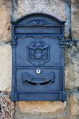 Mailbox — Stockfoto