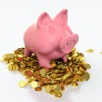 Piggy bank — Stock Photo #10166146