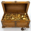 Постер, плакат: Treasure chest