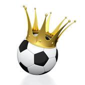 Football champion — Stock Photo