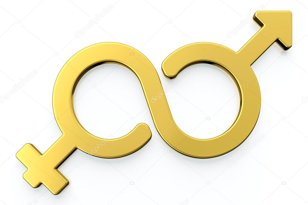 female gender Straight women, for example, said they were more turned on by male-female sex but genitally they showed about the same reaction to male-female, male-male, and female-female sex.
