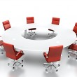 Conference table. — Stock Photo #9754346