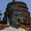 Head of Buddha — Foto Stock #10051453