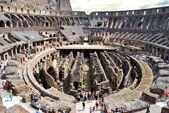 Within the Roman Coliseum — Stock Photo