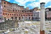 Trajan Market — Stock Photo