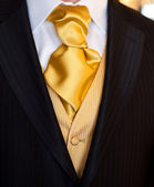 Man in suit and tie — Stock Photo