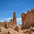Belchite ghost town — Stock Photo #10290815