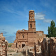 San Agustin Church in Belchite — Stock Photo #10290907