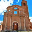 Stock Photo: Abandoned church